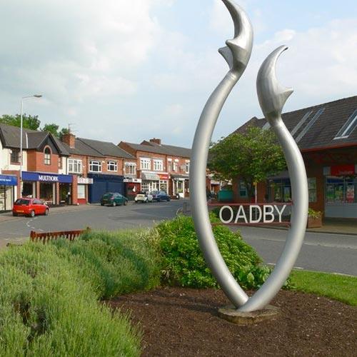 Oadby Roundabout